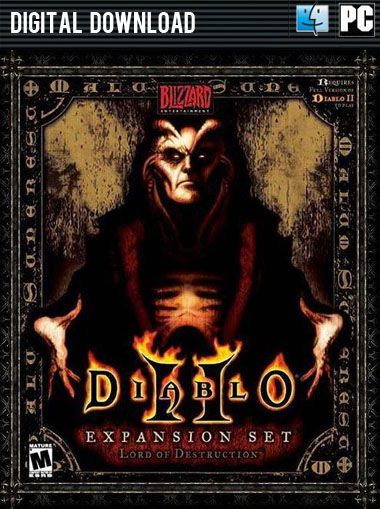 Diablo 2 Lord of Destruction DLC cd key