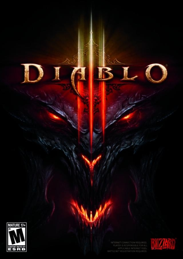 Diablo 3 cd key