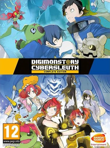 Digimon Story Cyber Sleuth Complete Edition cd key