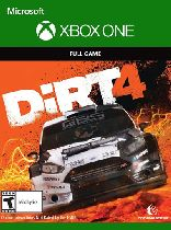 Buy Dirt 4 - Xbox One (Digital Code) Game Download