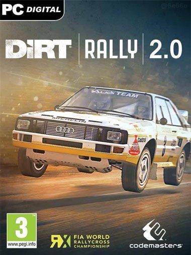 kaufen dirt rally 2 0 pc spiel steam download. Black Bedroom Furniture Sets. Home Design Ideas