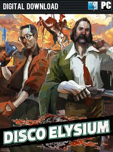 Disco Elysium - The Final Cut cd key