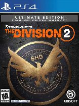 Buy Tom Clancy's The Division 2 Ultimate Edition - PS4 (Digital Code) Game Download