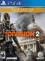 Buy Tom Clancy's The Division 2 Gold Edition - PS4 (Digital Code) Game Download
