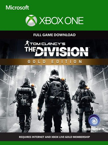 Tom Clancy's The Division 2 Gold Edition - Xbox One (Digital Code) - Xbox  Live