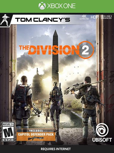 Tom Clancy's The Division 2 - Xbox One (Digital Code) cd key