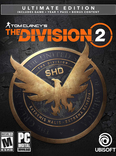 Tom Clancy's The Division 2 Ultimate Edition [EU/RoW] cd key