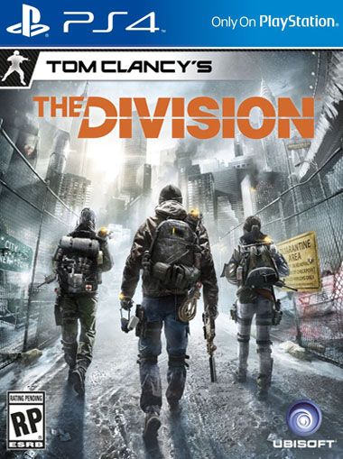 Tom Clancy's The Division - PS4 (Digital Code) cd key
