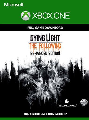 Dying Light: The Following Enhanced Edition - Xbox One (Digital Code) -  Xbox Live