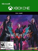 Buy Devil May Cry 5 Deluxe Edition (DmC 5) - Xbox One (Digital Code) Game Download