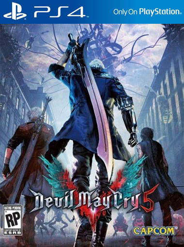Devil May Cry 5 (DmC 5) - PS4 (Digital Code) cd key