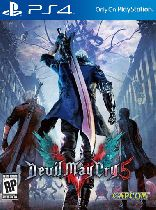 Buy Devil May Cry 5 Deluxe Edition (DmC 5) - PS4 (Digital Code) Game Download