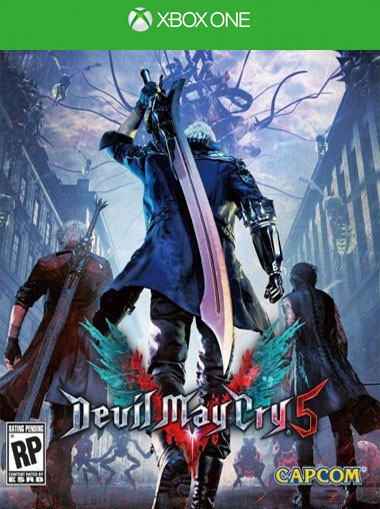 Devil May Cry 5 (DmC 5) - Xbox One (Digital Code) cd key