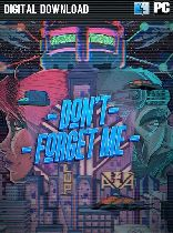 Buy Don't Forget Me Game Download