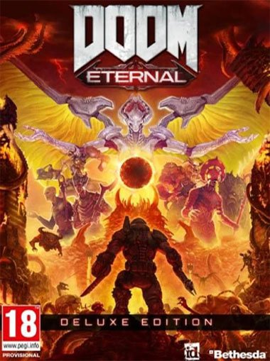 Doom Eternal Deluxe Edition [Global] cd key