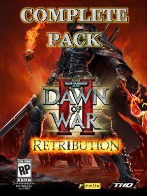 warhammer 40k dawn of war complete collection