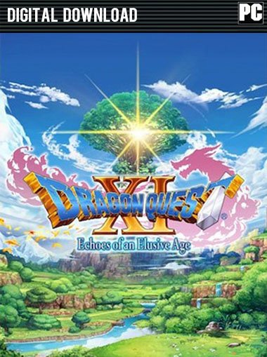 Dragon Quest XI: Echoes of an Elusive Age  cd key