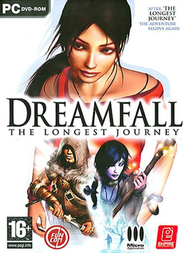 Dreamfall: The Longest Journey cd key