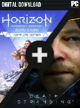 Buy Horizon Zero Dawn [PC] + Death Stranding RTX [PC] Game Download