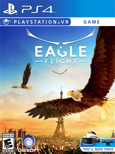 Buy Eagle Flight - PlayStation VR PSVR Digital Code | Playstation ...