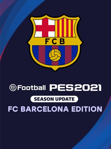 eFootball PES 2021: Season Update - FC Barcelona Edition cd key