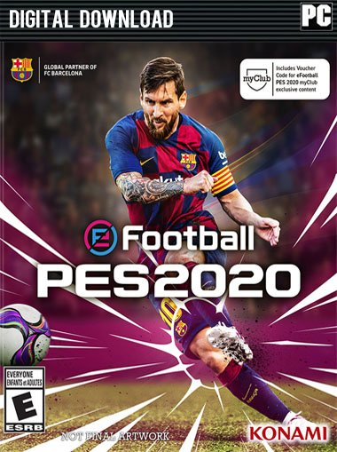 eFootball PES 2020 Legend Edition (Pro Evolution Soccer) cd key