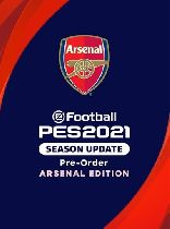 Buy eFootball PES 2021: Season Update - Arsenal Edition Game Download