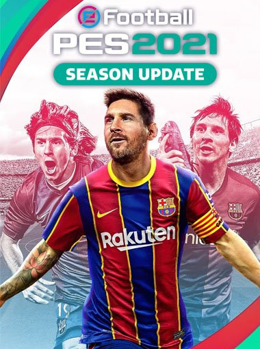 eFootball PES 2021: Season Update - Standard Edition cd key