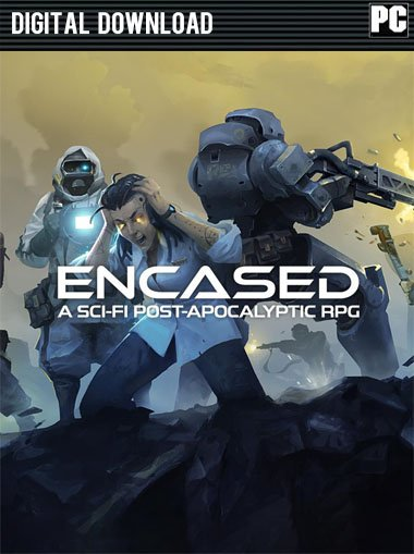 Encased: A Sci-Fi Post-Apocalyptic RPG cd key