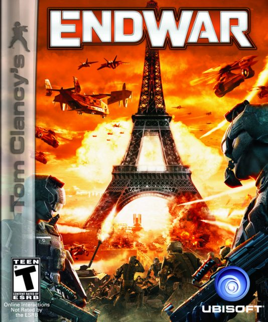 Tom Clancy's EndWar cd key