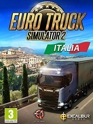 Euro Truck Simulator 2 - Italia (DLC) cd key