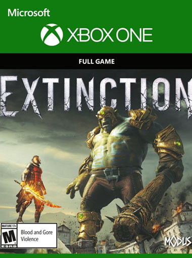 Extinction - Xbox One (Digital Code) cd key