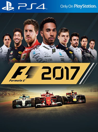 F1 2017 - PS4 (Digital Code) cd key
