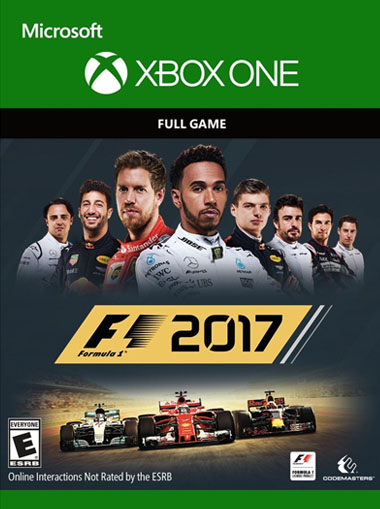 buy f1 2017 xbox one digital code xbox live. Black Bedroom Furniture Sets. Home Design Ideas