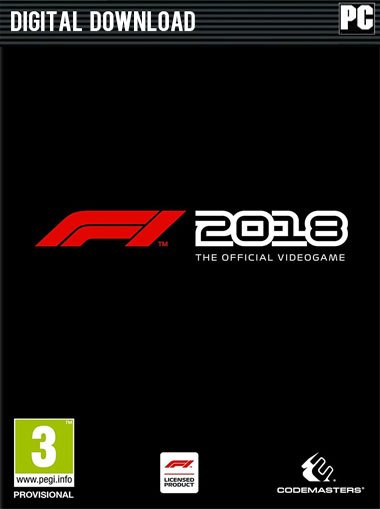 F1 2018 Headline Edition  cd key