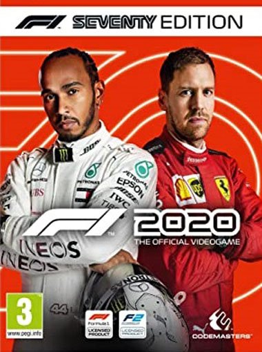 F1 2020 Standard Edition cd key