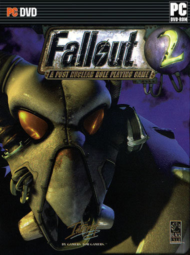 Fallout 2: A Post Nuclear Role Playing Game cd key