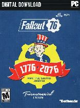 Buy Fallout 76 - Tricentennial Edition [EU/RoW] Game Download