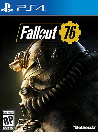 Fallout 76 - PS4 (Digital Code) - Playstation Network