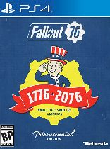 Buy Fallout 76 Tricentennial Edition - PS4 (Digital Code) Game Download