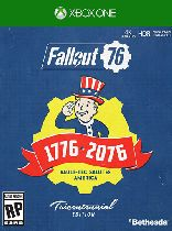 Buy Fallout 76 Tricentennial Edition - Xbox One (Digital Code) Game Download