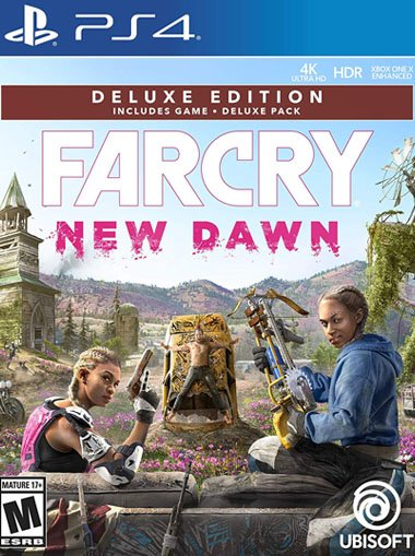 Far Cry: New Dawn Deluxe - PS4 (Digital Code) cd key