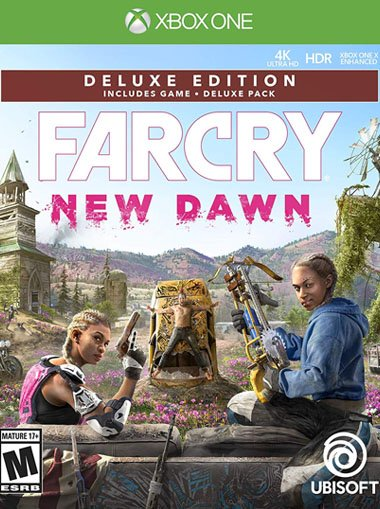 Far Cry: New Dawn Deluxe - Xbox One (Digital Code) cd key