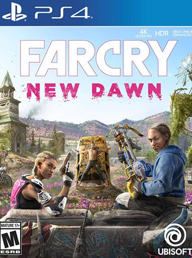 Far Cry: New Dawn - PS4 (Digital Code) cd key