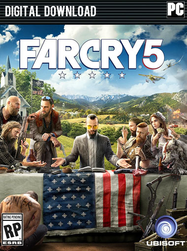 Far Cry 5 [EU] cd key