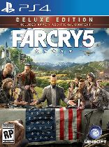 Buy Far Cry 5 Deluxe Edition - PS4 (Digital Code) Game Download