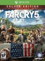 Buy Far Cry 5 Deluxe Edition - Xbox One (Digital Code) Game Download