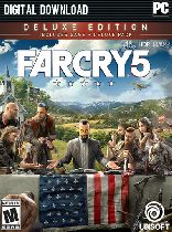 Buy Far Cry 5 Deluxe Edition [EU/RoW] Game Download