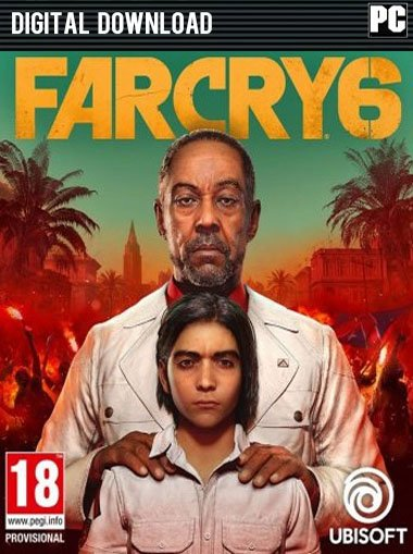 Far Cry 6 cd key