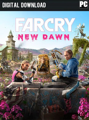 Far Cry: New Dawn [EU/RoW] cd key
